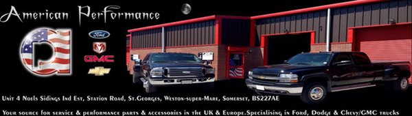 Auto-Haul UK is a subsidiary of American Performance